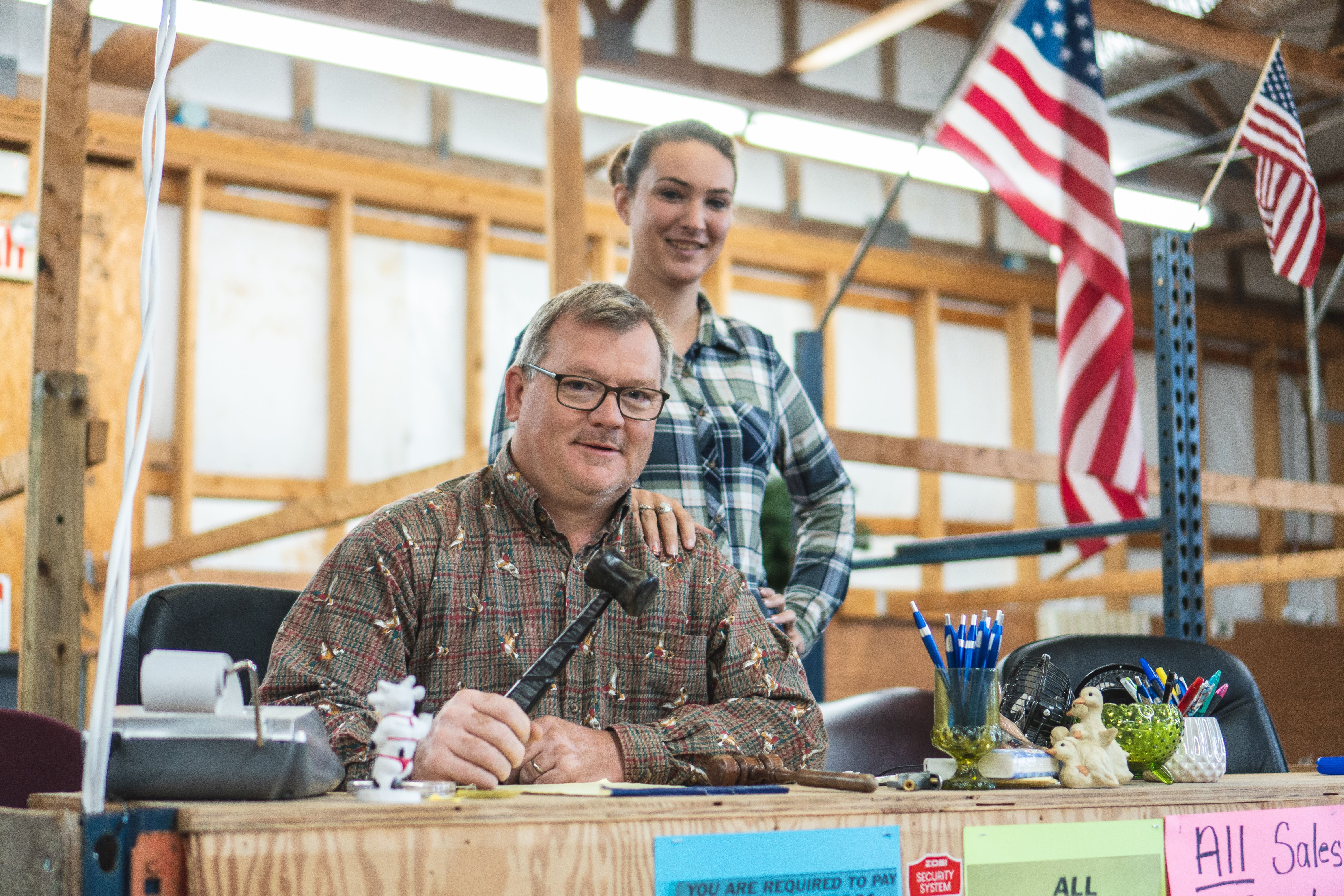 Hwy 111 Auction